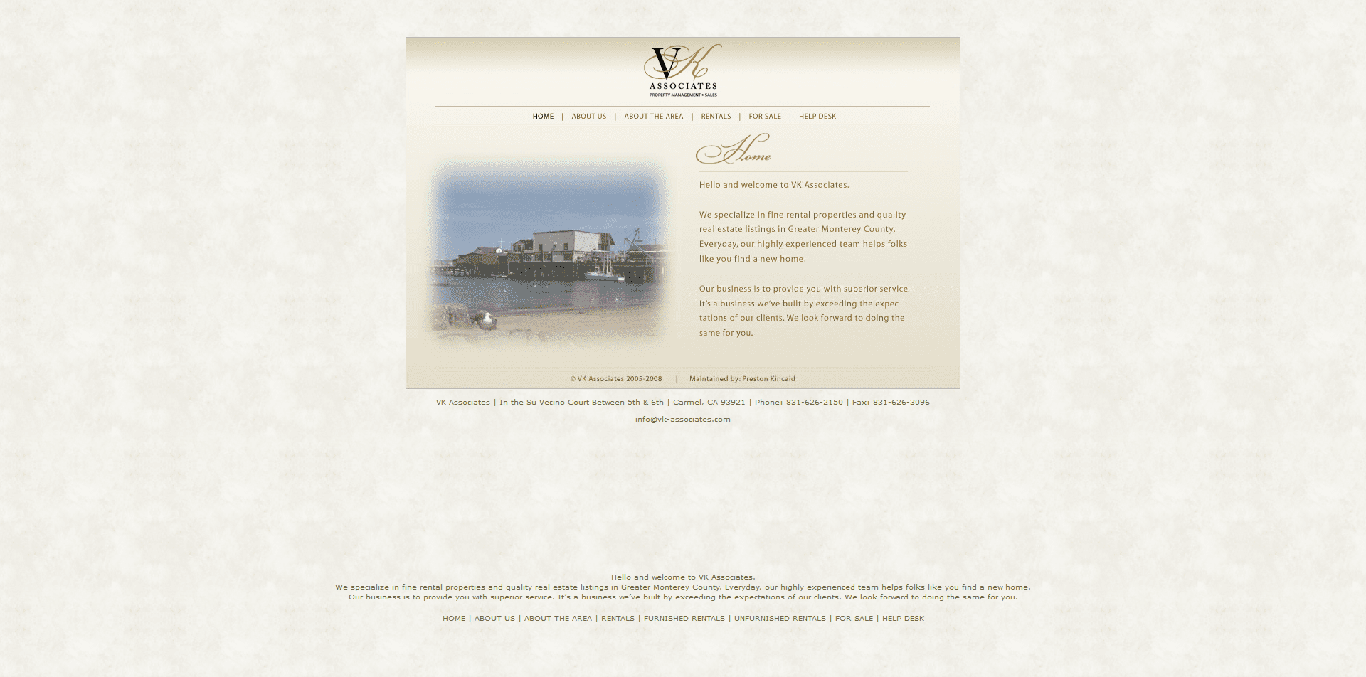VK Associates_before