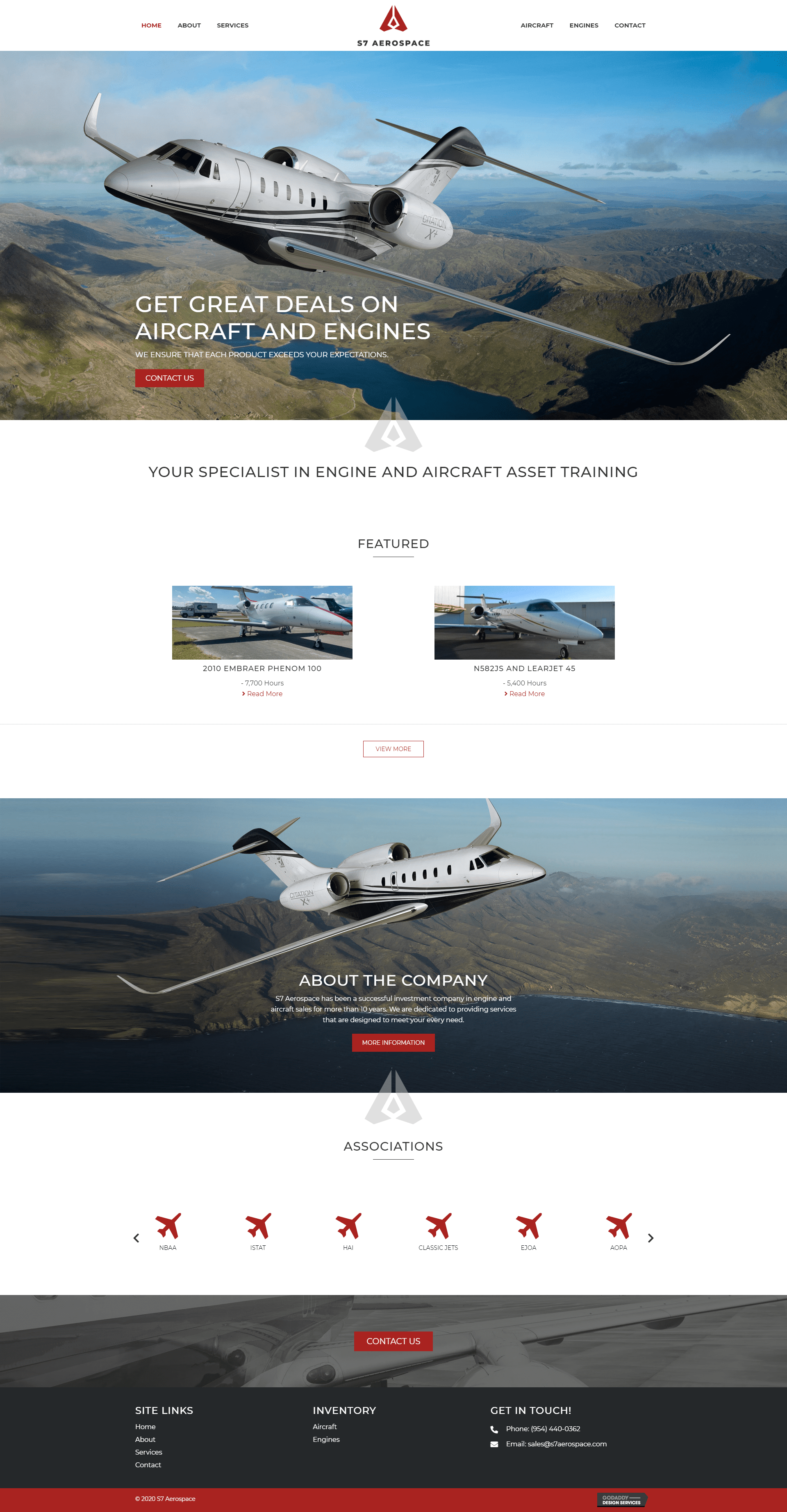 s7 aerospace - desktop
