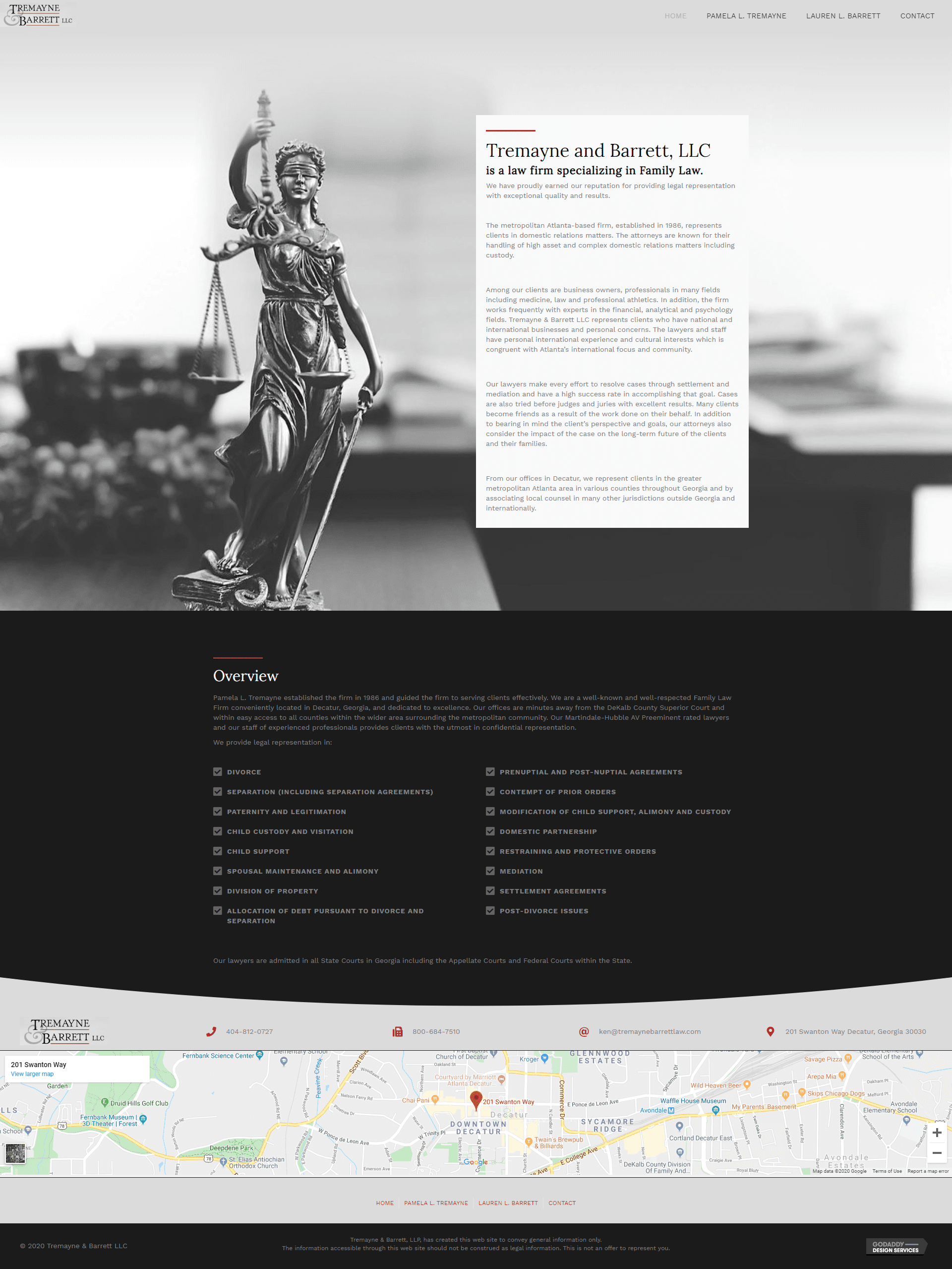 tremayne law - desktop