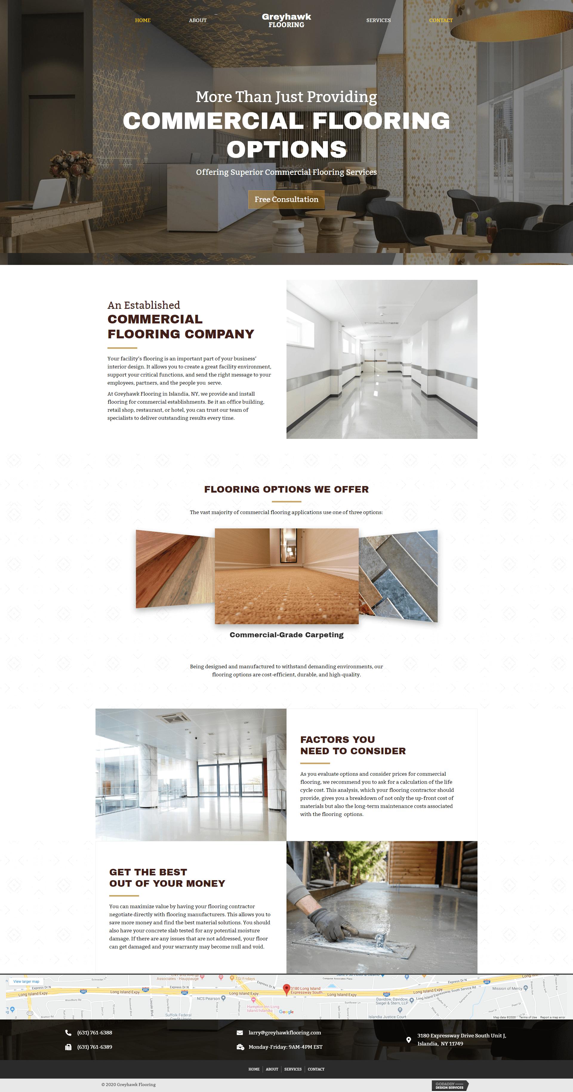 Home - Greyhawk Flooring
