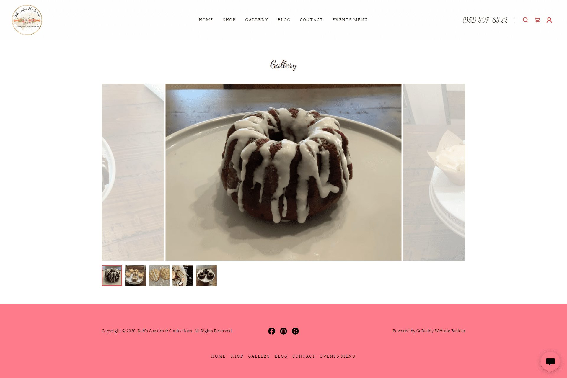 Deb's Cookies & Confections Gallery Page