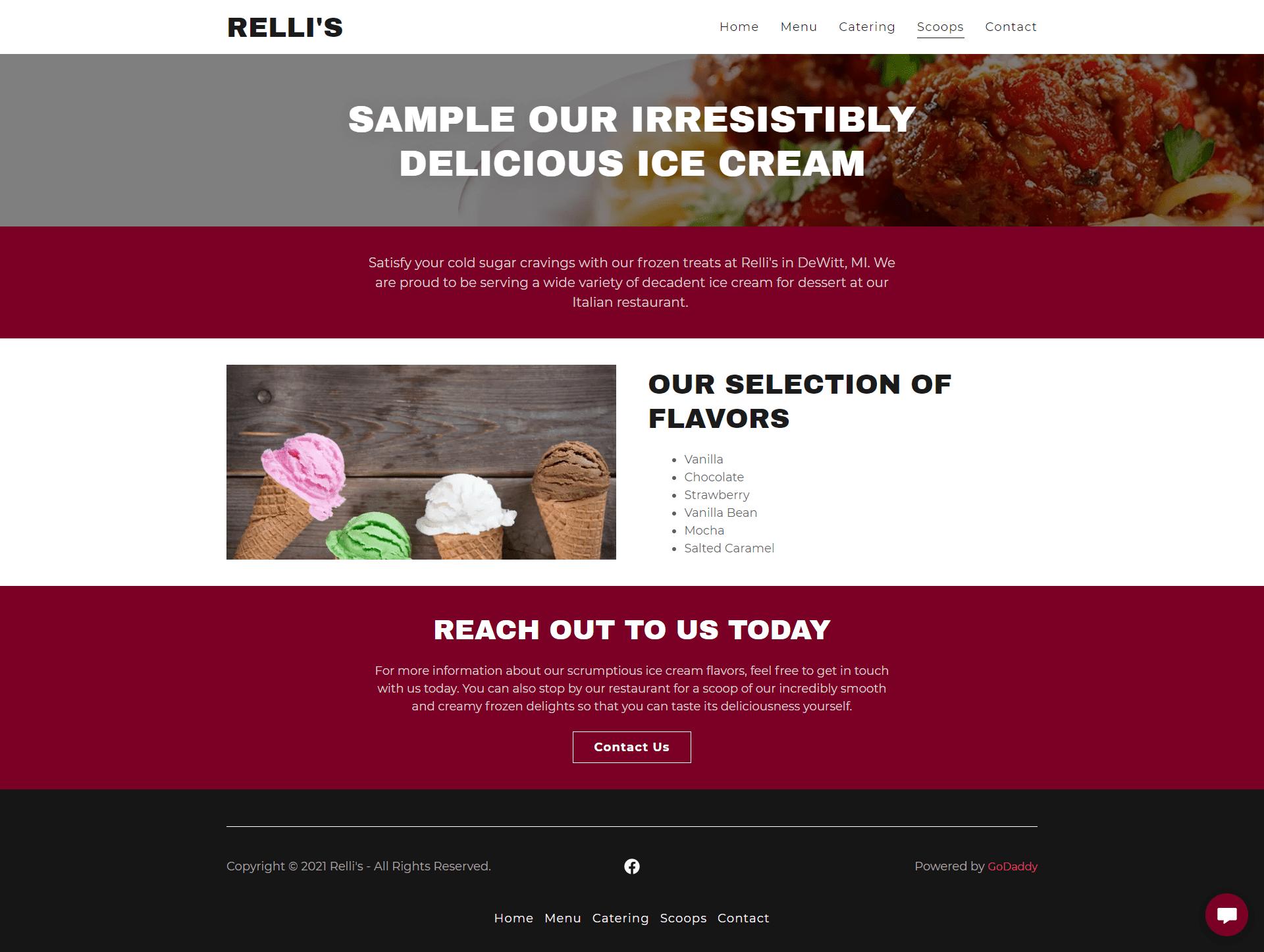 httpsrellis.godaddysites.com scoops