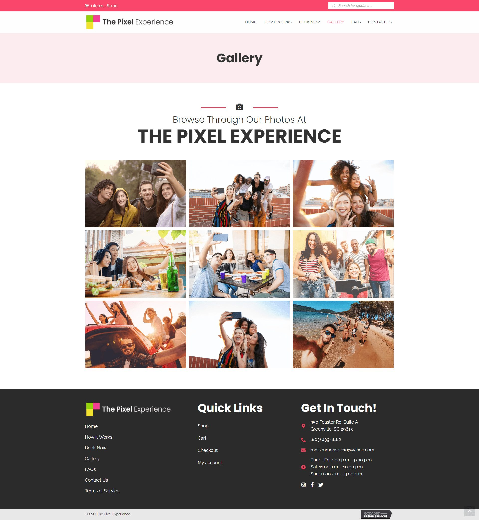 The Pixel Experience Gallery