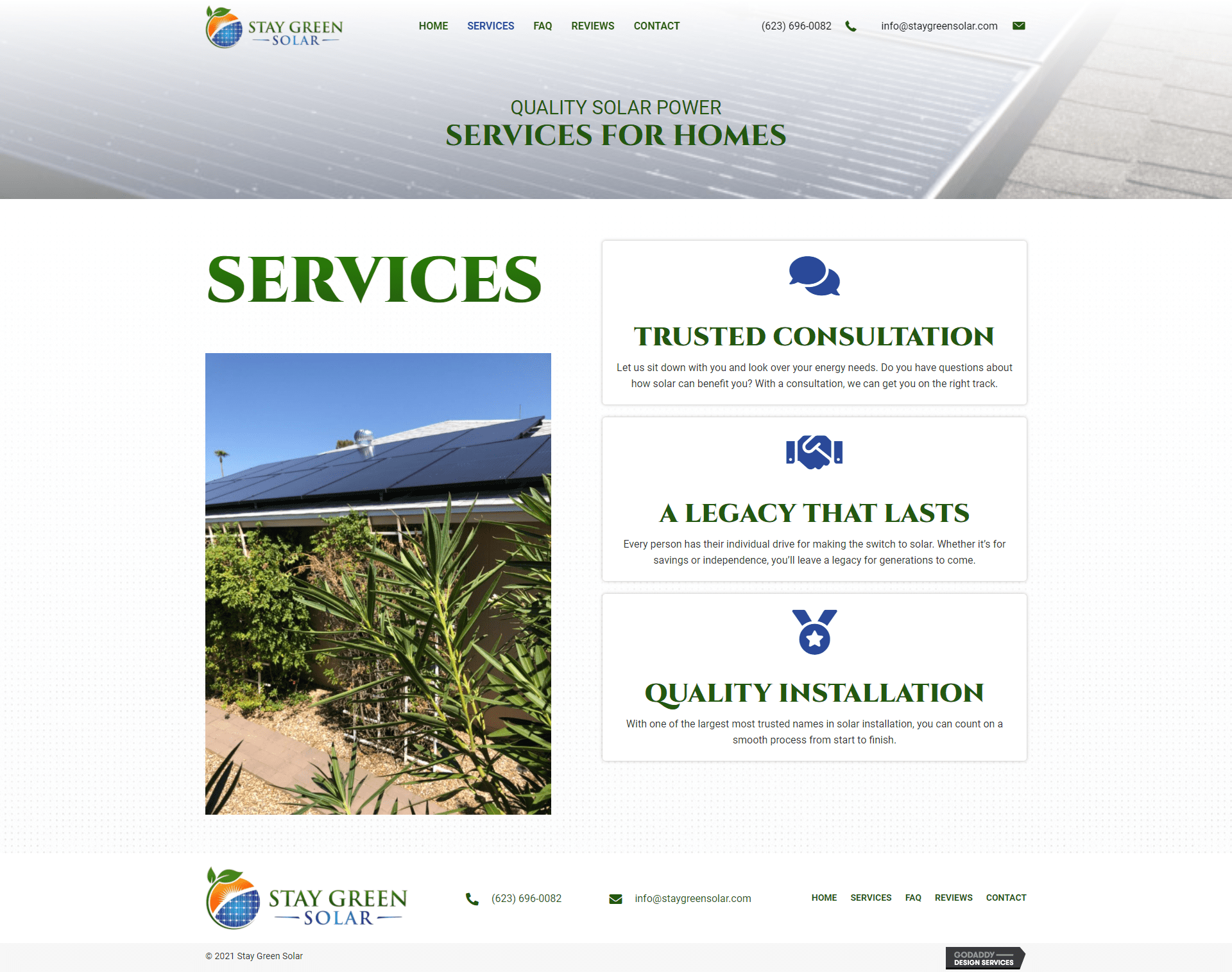 Stay Green Solar Services