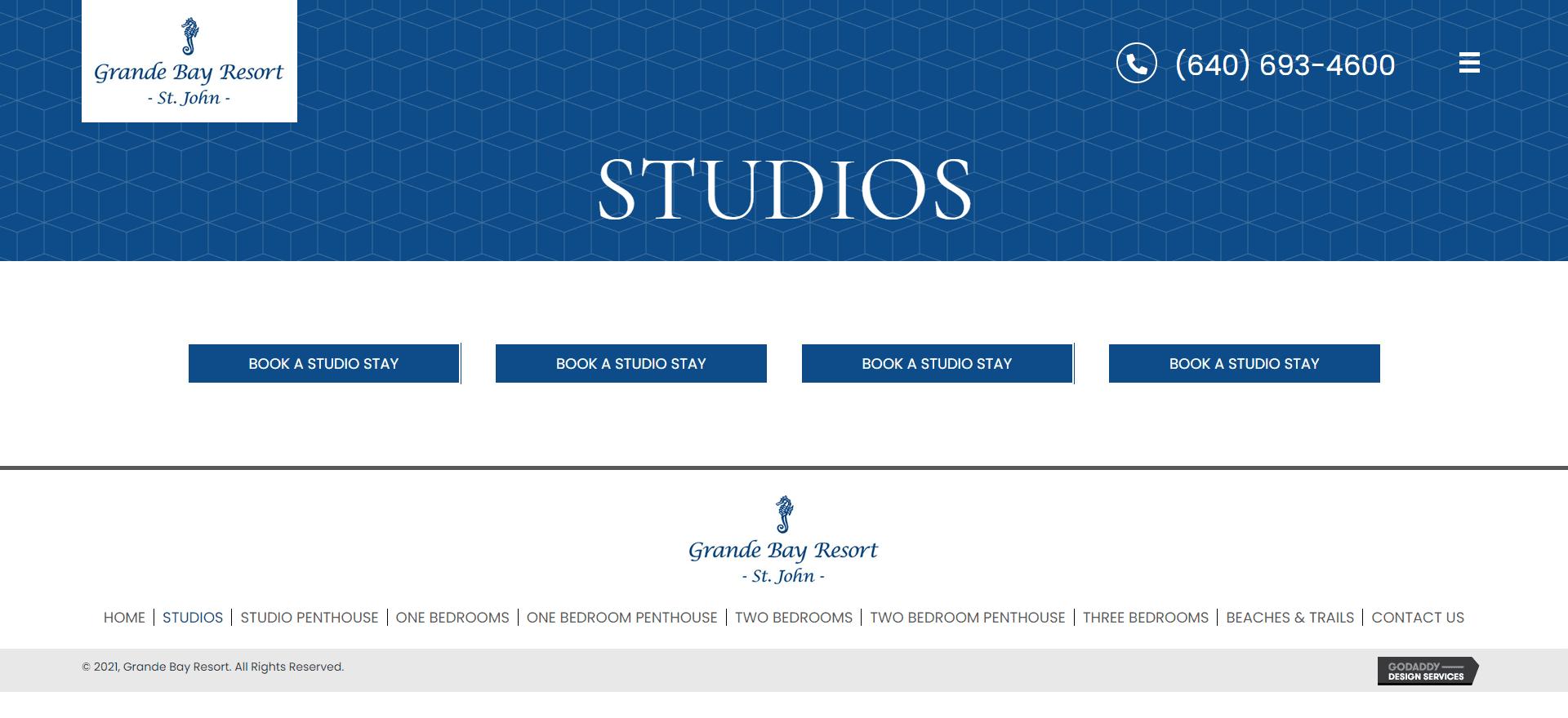 Grande Bay Resort Studios